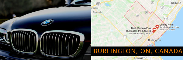 Burlington Airport Limousine Service